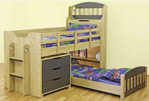 L Shaped Bunk Beds Online Furniture Bedding Store