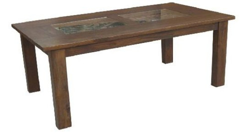 ASHLEY  DINING TABLE ( WOAL-001-M) - 2100(L) X 780(W) - MOCCA.