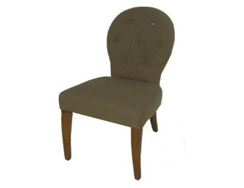 ADELE  DINING CHAIR  (V-1531-BG)  - AS PICTURE