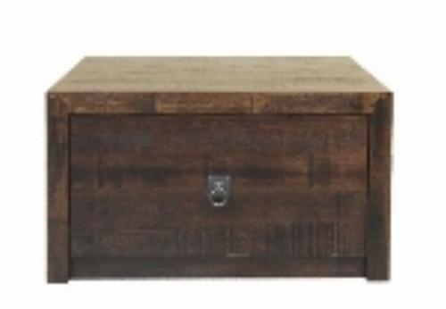 ASIDA LAMP TABLE - (MODEL - 2-21-3-3-15-12-9-3) -  RUSTIC