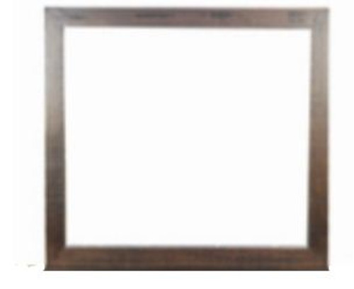 ASIDA (1000W)  MIRROR (MODEL - 2-21-3-3-15-12-9-3) - RUSTIC