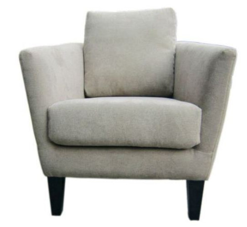 LARSAMER (V-150 )  ARM CHAIR    -   BEIGE