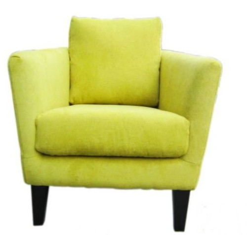 LARSAMER (V-150 )  ARM CHAIR    -   GREEN