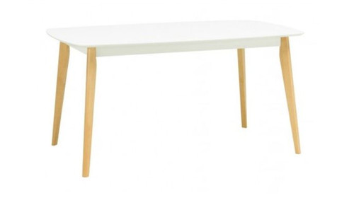 ARTHUR DINING TABLE - 1500(L) X 900(W) - WHITE