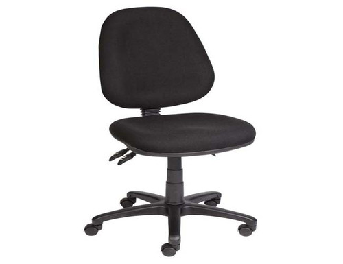 ERGO 3 LEVER 300 HIGH BACK CLERICAL CHAIR - ASSORTED COLOURS