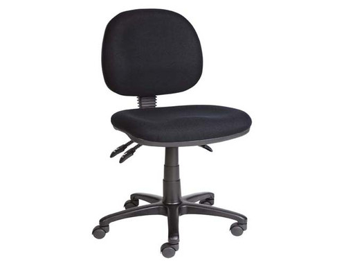 ERGO 3 LEVER 300 LOW BACK CLERICAL CHAIR - ASSORTED COLOURS
