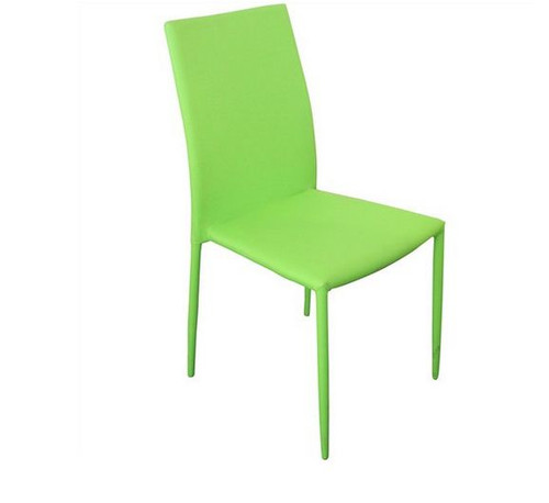 SVEN FABRIC   UPHOLSTERED DINING CHAIR  - GREEN