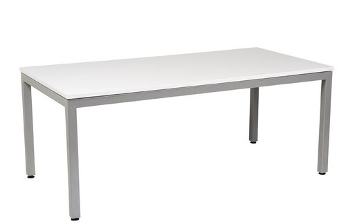 VERA  COFFEE TABLE WITH 25MM MELAMINE TOP - 1200(W) X 600(D)