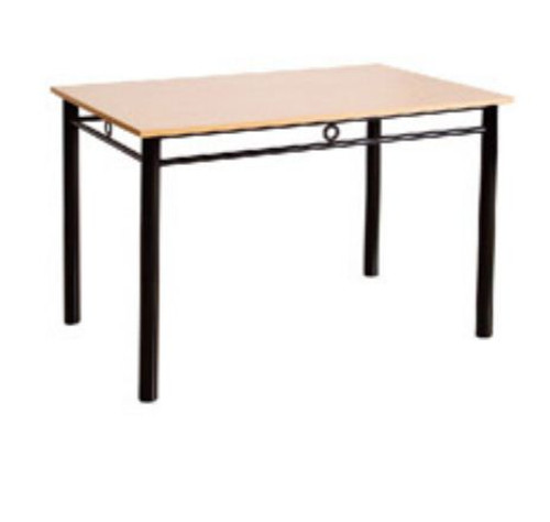OPUS 2400(L) X 900(W) DINING TABLE WITH 25MM MELAMINE TOP