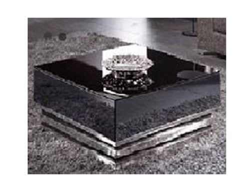 CITY LAMP TABLE (WD-100) - GLOSS WHITE OR GLOSS BLACK