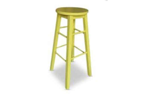 MISSION  BAR  STOOL - SEAT: 690(H) - YELLOW