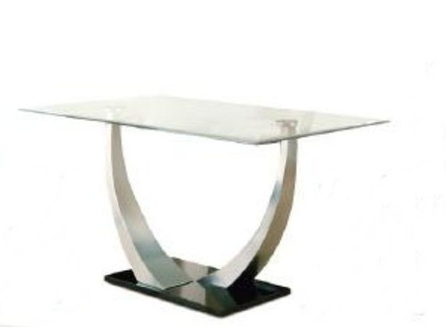 DECOR DINING TABLE 1800(L) X 950(W) - CLEAR GLASS