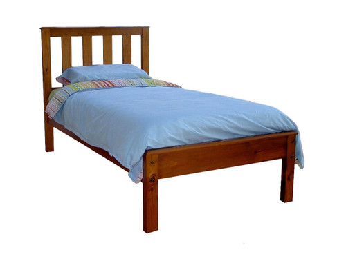 SINGLE BUDGET COLLAROU BED (AUSSIE MADE) - ASSORTED COLOURS (MODEL 6-5-4-5-18-1-20-9-15-14)