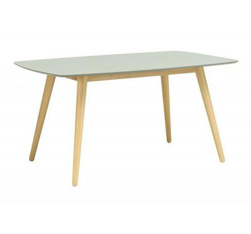 JOSEF 1500(L) -  DINING TABLE (JOSEF15_DT102-135)   - NATURAL / GREY
