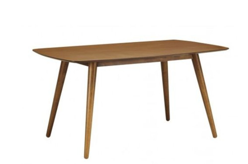 JOSEF 1500(L) -  DINING TABLE (JOSEF15_DT109‐109)   - COCOA