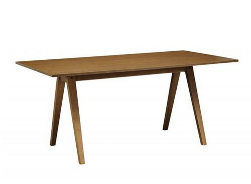 RODEN DINING TABLE (-RODEN18_DT109‐109)  - COCOA