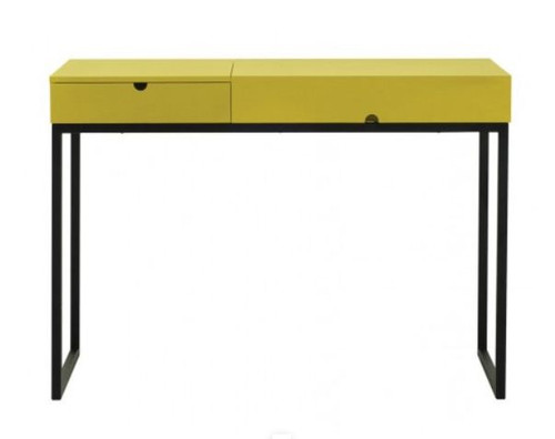 HERMES  DESK   (  HERMES_D802-143 ) -1150(W) X 500(D) -  YELLOW
