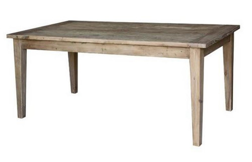 STAMFORD (VST-018) DINING TABLE - 1500(L) X 900(W) - NATURAL