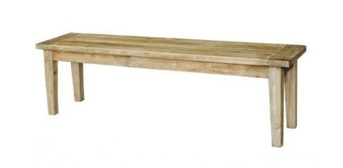 STAMFORD  BENCH  (VST-021) -450(H) x 1800(W) - NATURAL COLOUR
