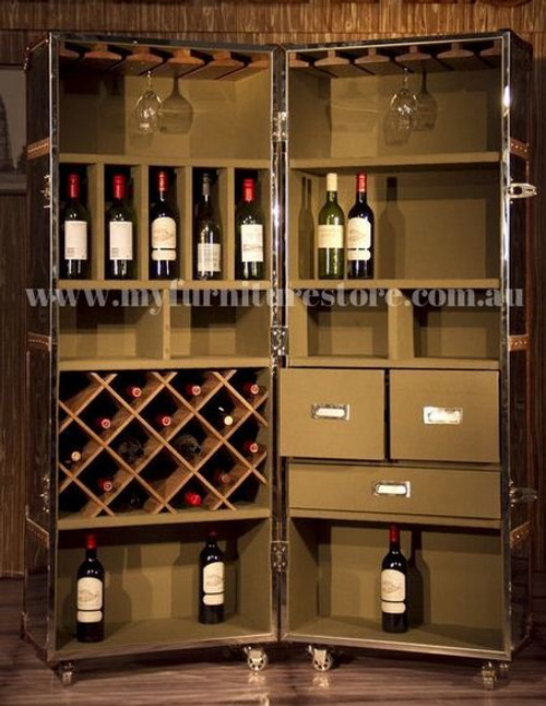 CARMIRO  EXECUTIVE WINE RACK