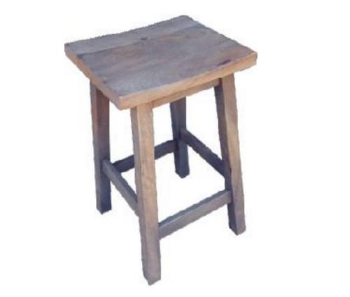 TOKYO KITCHEN  STOOL - SEAT: 645(H)  - GREY WASH
