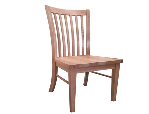 FLINDERS DINING CHAIR - TASSIE OAK COMBINATION - ASSORTED TIMBER COLOURS