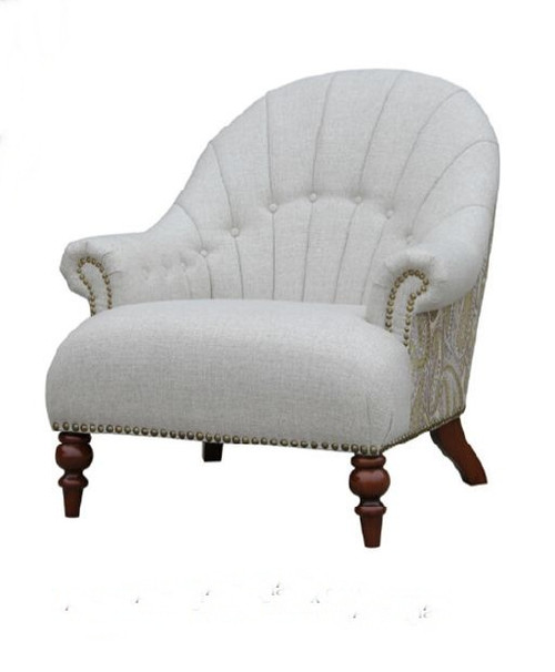 HAMAN  ARM CHAIR  (MODEL - 12-15-21-9-19-91-14-1) AS PICTURED