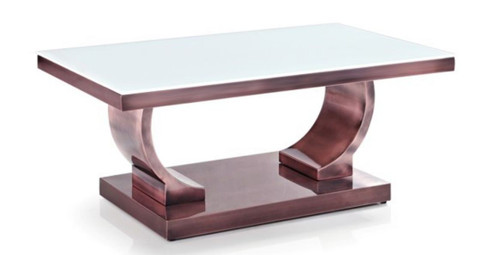 AMARYS COFFEE TABLE -1000(W) x 600(D) -  (MODEL-3-15-1-3-8) - AS PICTURED