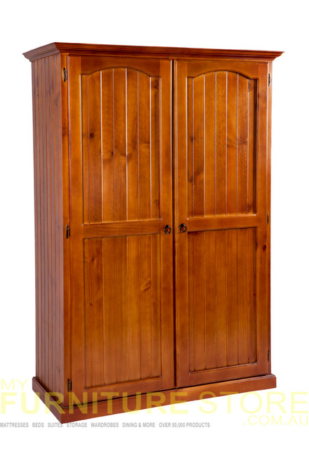 MUDGEE 2 DOOR PANTRY - 1830(H) X 600(W) - ASSORTED COLOURS