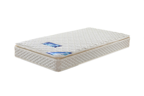 KING DAY DREAM SINGLE SIDED PILLOW TOP ENSEMBLE (MATTRESS & BASE) WITH SPINAL SUPPORT (SWB) BASE (NOT PICTURED) - MEDIUM FIRM