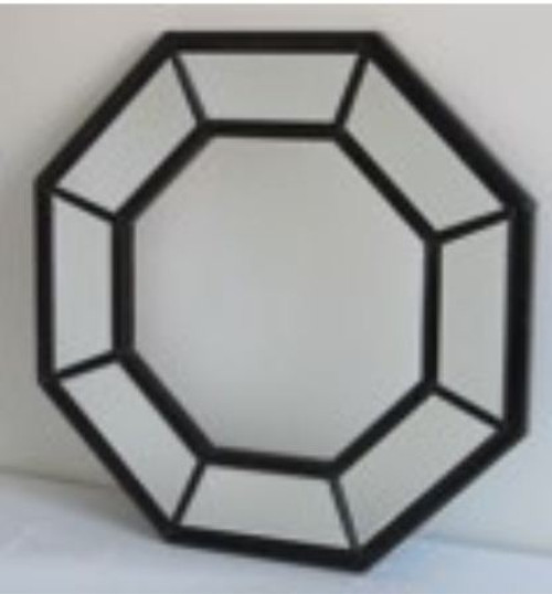 APARI OCTAGONAL  MIRROR  800(H) x 800(W) - AS PICTURED