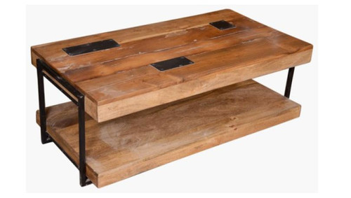 ECCLECTIC   COFFEE TABLE (VEC-010) -  1200(W) X 600(D)