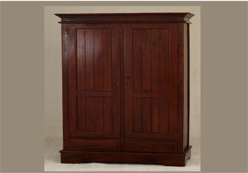 CASTRO  2 DOOR 2  DRAWER  WARDROBE CAB152  - 1900(H) x 1100(W) - ASSORTED COLOURS