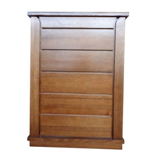 BERCELONA TALLBOY (MODEL 2-12-1-9-14-5) - LIGHT CHESTNUT