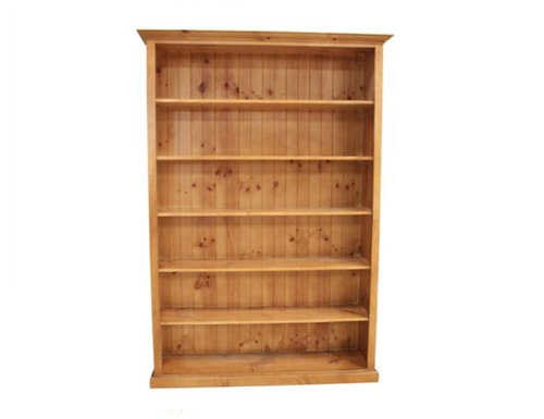 COLONIAL BOOKCASE - 2100(H) X 1200(W) - ASSORTED COLOURS