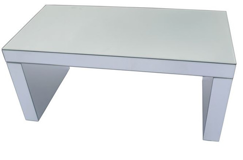 PRISTE MIRRORED COFFEE TABLE HWI-X08 -  900(W) X 450(D) -  MIRROR