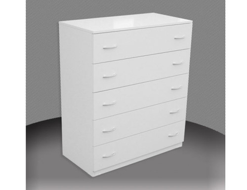 FAIRMONT 3FT 7 DRAWER HIGH CHEST - SPLIT TOP (CD7LS) WITH METAL RUNNERS (NOT AS PICTURED) -1460(H) X  900(W) - ASSORTED COLOURS