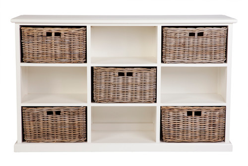 BENCER KUBU (DRT798)  9 HOLE / 5  STORAGE BASKETS