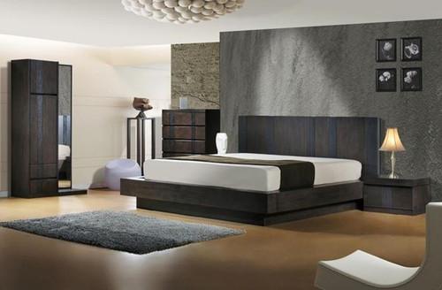 LEGEND QUEEN 3 PIECE BEDSIDE BEDROOM SUITE (9-14-19-16-9-18-1) - BELGIAN OAK