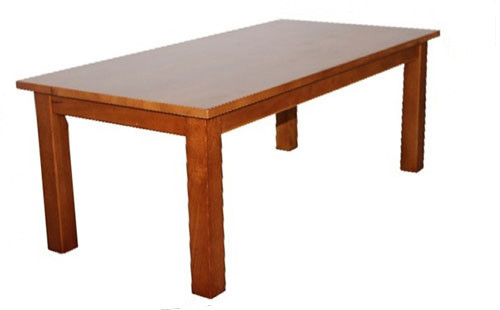 ADELINE COFFEE TABLE -  1100(W) X 550(D) -ANTIQUE MAPLE