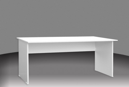 MODESTY PANEL DESK (SMALL)  - (3x18MODDESK) - 900(W) X 450(D) - ASSORTED COLOURS