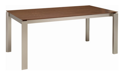 ELWOOD SCANDINAVIAN  DINING TABLE - 1800(L) X 1000(W) -  COCOA