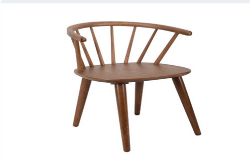 CALEY DINING CHAIR  - COCOA