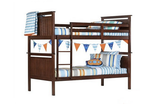 Adult Kids Bunk Beds Timber Metal Study Multiple Sizes