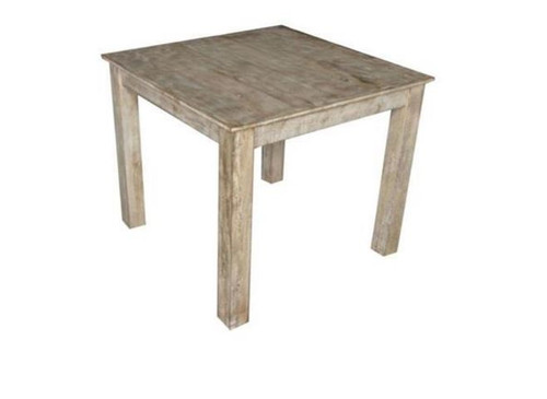 DENNY SQUARE DINING TABLE  (3-15-1-19-20-1-12) - 900(L) X 900(W) - NATURAL