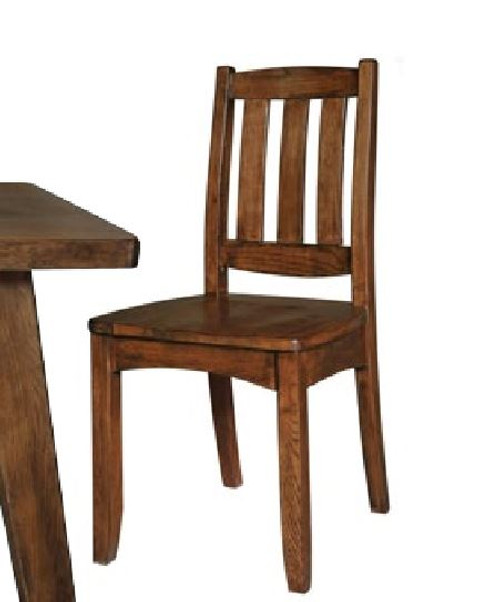 POMPEI  DINING CHAIR - OLD ENGLISH