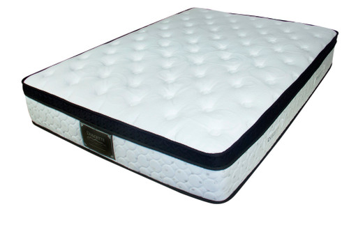 SUPREME KING POCKET SPRING MATTRESS WITH MEMORY FOAM AND VISCO (IN-A-BOX) - PLUSH