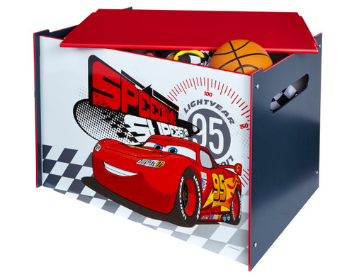 CARS TOY BOX - AS PICTURED