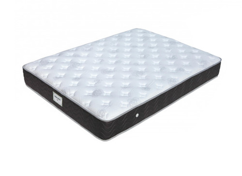 KING SPINAL COMFORT SUPPORT (MT-04) BONNELL SPRING ENSEMBLE ( MATTRESS & BASE) WITH SPINAL SUPPORT (SWB) BASE - MEDIUM