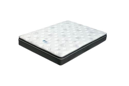 SINGLE VALUE POCKET SPRING SUPPORT (MT-35) ENSEMBLE ( MATTRESS & BASE) WITH SPINAL SUPPORT (SWB) BASE - FIRM